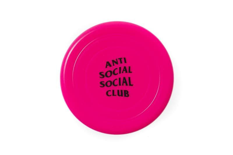 搶先預覽 Anti Social Social Club 2019 秋冬配件系列