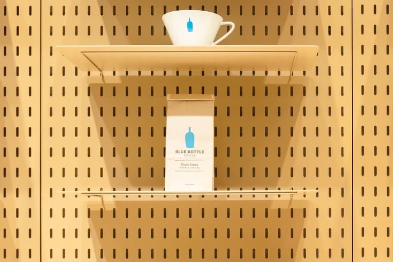 Blue Bottle Coffee 東京大丸百貨支店正式開幕