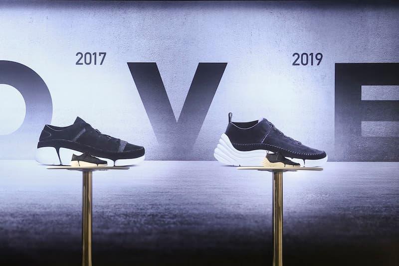 Clarks 2019 秋冬系列新品發佈