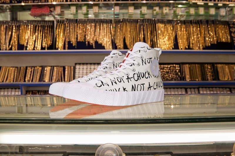 Converse 攜手 Chinatown Market 及藝術家 Joshua Vides 打造聯名 Chuck Taylor 系列