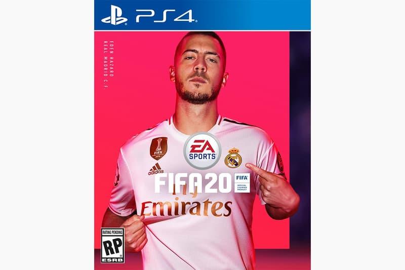 EA Sports 正式揭曉《FIFA 20》封面球星