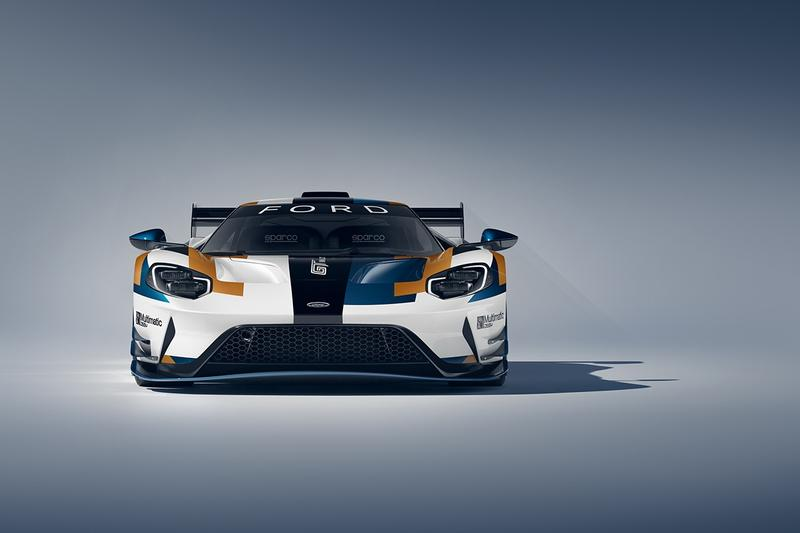 Ford GT 要價 120 萬美元全新 MkII 車型發佈