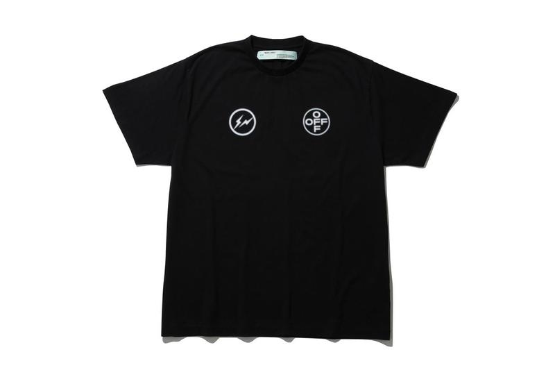 藤原浩曝光 fragment design x Off-White™ 全新聯名單品