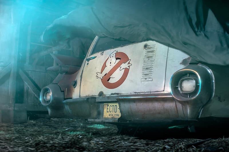 超經典延續-《Ghostbusters 3》首張片場相片釋出
