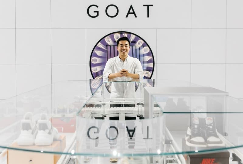 全球球鞋交易平台 GOAT 正式進駐中國