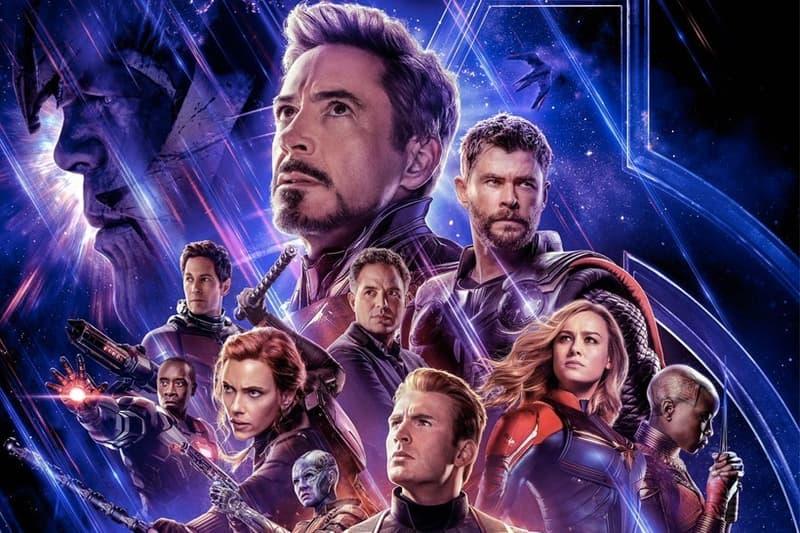 《Avengers: Endgame》超越《Avator》成史上最高票房電影