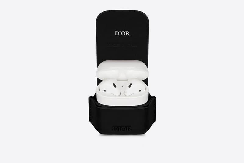 Dior 推出售价 $350 美元的 AirPods 皮套