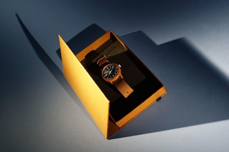 YMC x TIMEX 重塑 80 年代經典軍錶 MK1