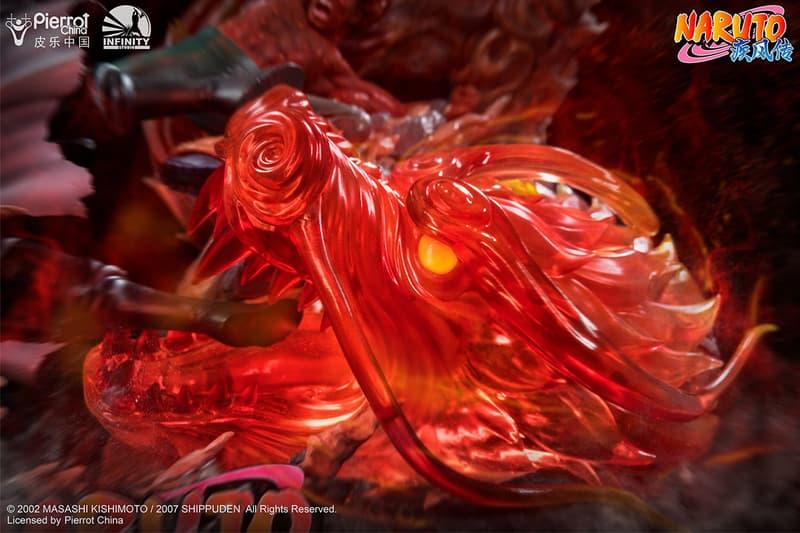 Infinity Studio 打造 Naruto「凱 Vs. 宇智波斑」經典打鬥雕像