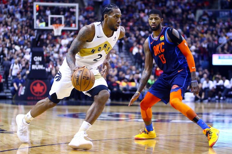 NBA 交易消息-Kawhi Leonard 將攜手 Paul George 加盟 LA Clippers