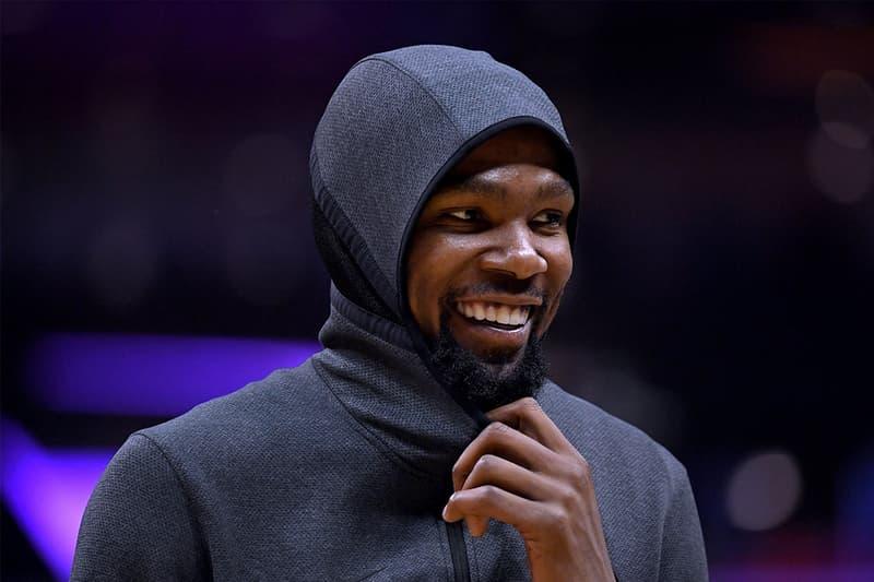 Kevin Durant 將在 Brooklyn Nets 換上全新背號「7」