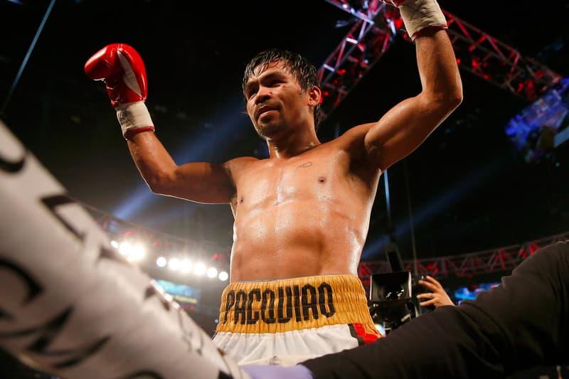 Manny Pacquiao 成史上最高齡 WBA 次中量級冠軍