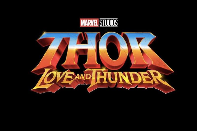 SDCC 2019 − Marvel Studios 正式公開《Thor 4》電影標題、上映日期等完整情報