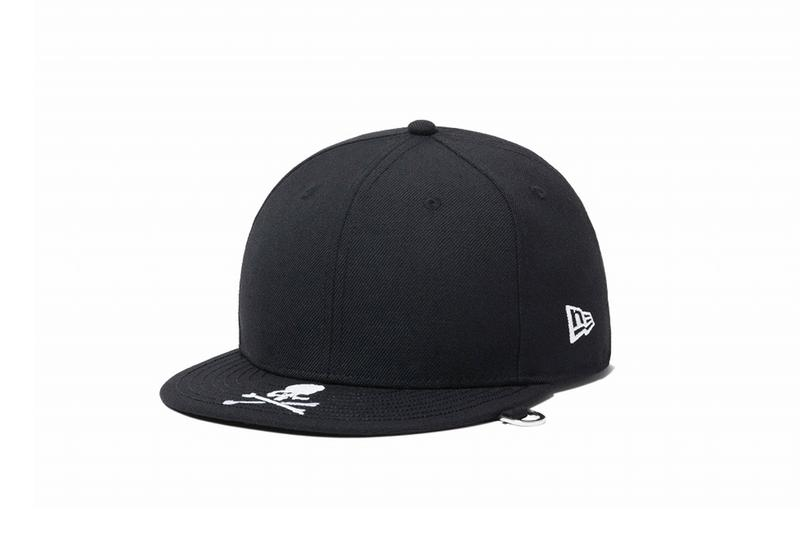 mastermind JAPAN x New Era 推出暗黑帽子聯名系列