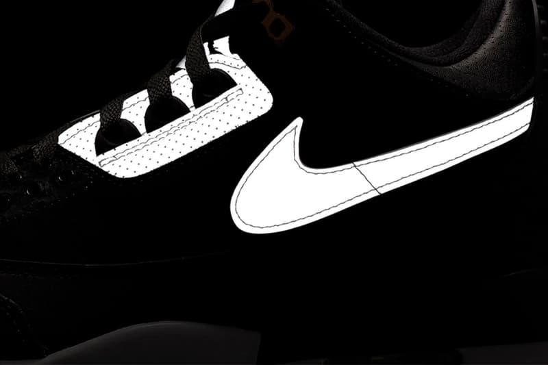 Air Jordan 3 Tinker「Black/Cement Grey」上架時間公佈