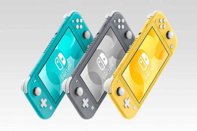 Nintendo 話題新機 Switch Lite 正式開放預購