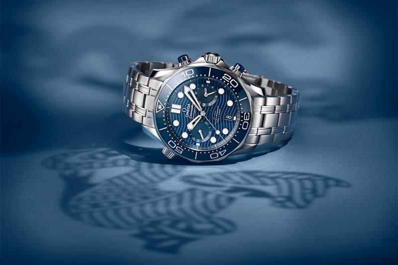 OMEGA 2019 全新腕錶系列一覽