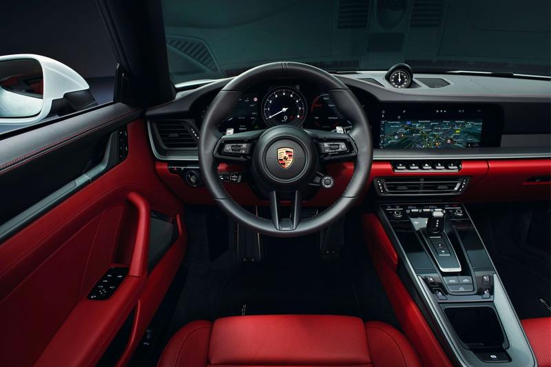 Porsche 全新 2020 年入門款 911 Carrera 及敞篷版 911 Carrera Cabriolet 發佈