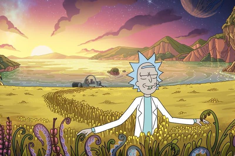 知名成人卡通《Rick and Morty》最新第四季首波劇照正式放送