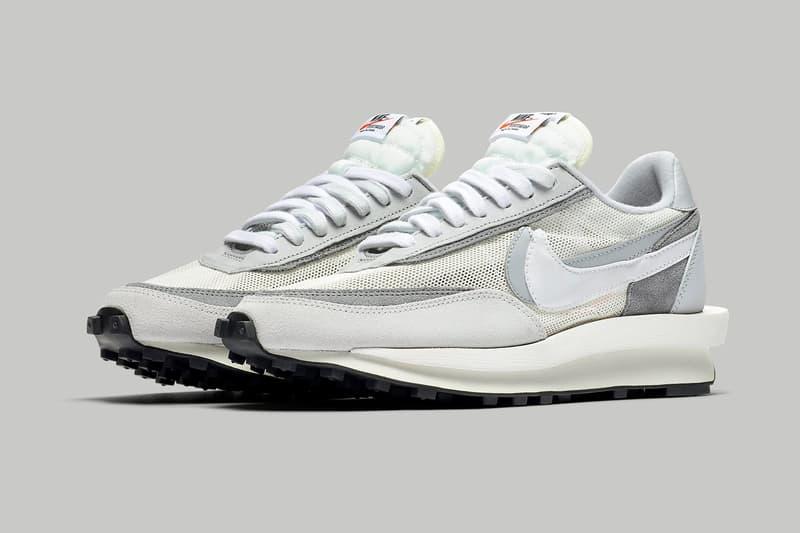 sacai x Nike LDWaffle 全新聯名系列官方圖片公開