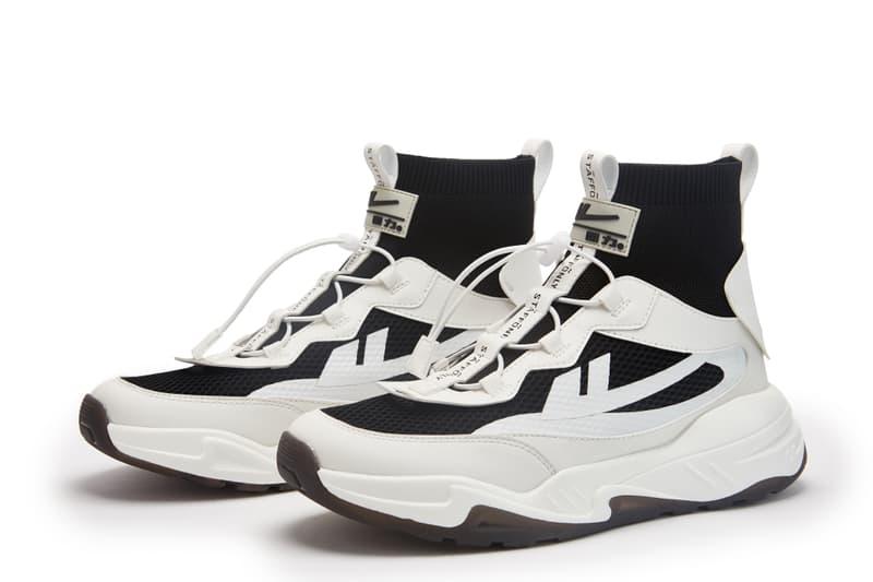 抢先预览 STAFFONLY x 回力 2019 联名系列鞋款