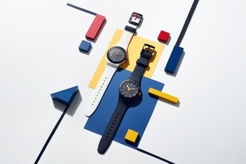 Swatch 发布 2019 秋冬全新腕表系列
