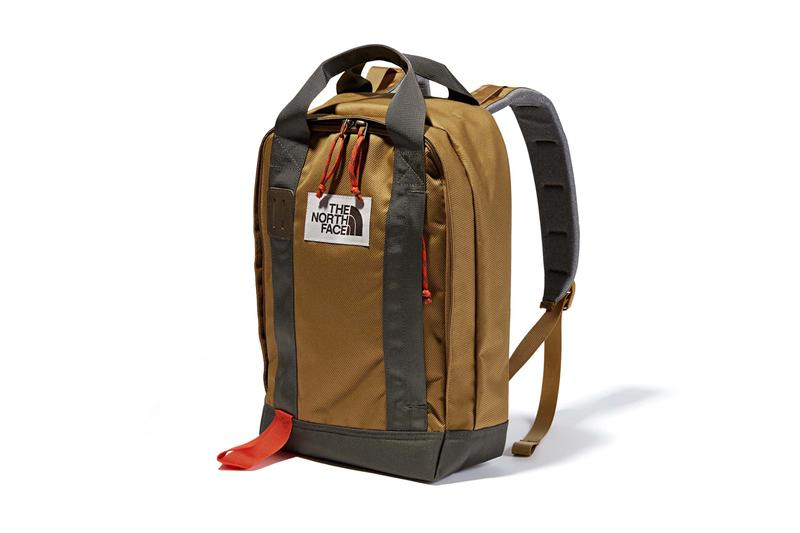 The North Face Heritage Series 全新「Back to Campus」別注系列正式上架