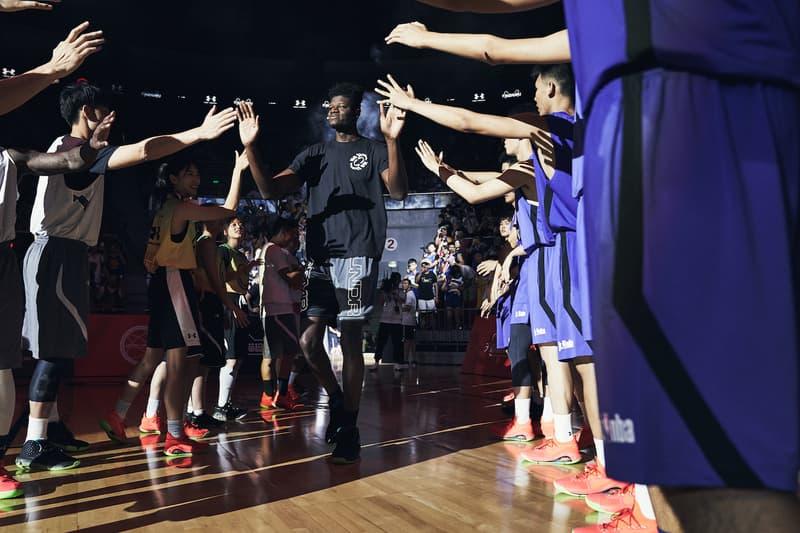 走進 UNDER ARMOUR 2019 籃球中國行上海站活动