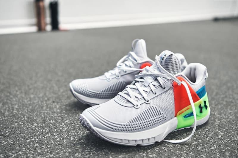 Under Armour 全新 UA HOVR Apex 訓練鞋正式發佈