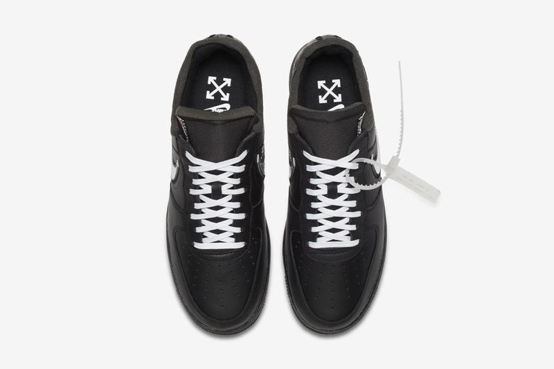 Off-White™ x Nike Air Force 1 聯乘配色「MoMA」官方圖輯曝光