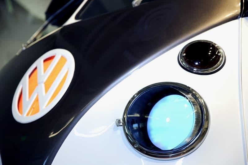 Volkswagen 首款電動露營車正式亮相