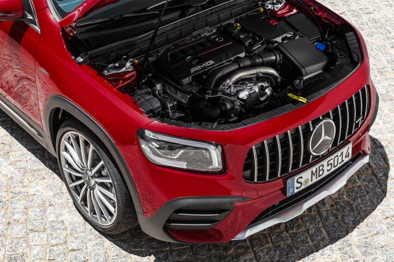 Mercedes-AMG 全新 2020 年 GLB 35 4Matic 正式發佈