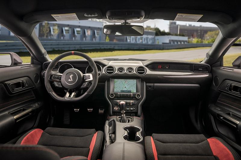 Ford 推出全新 2020 年式樣 Mustang Shelby GT350R