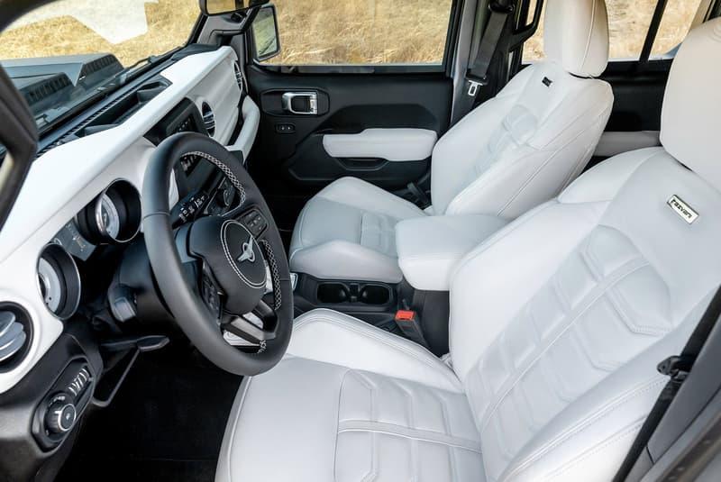 Rezvani 最新 2020 年樣式 SUV 車型「Tank」發佈