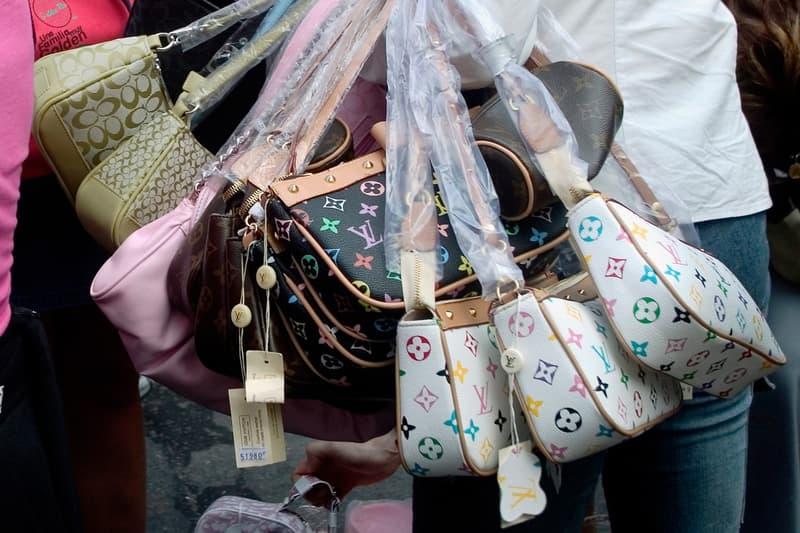 美國海關查獲價值 $340 萬美元 Nike、Gucci、Louis Vuitton 等假貨商品