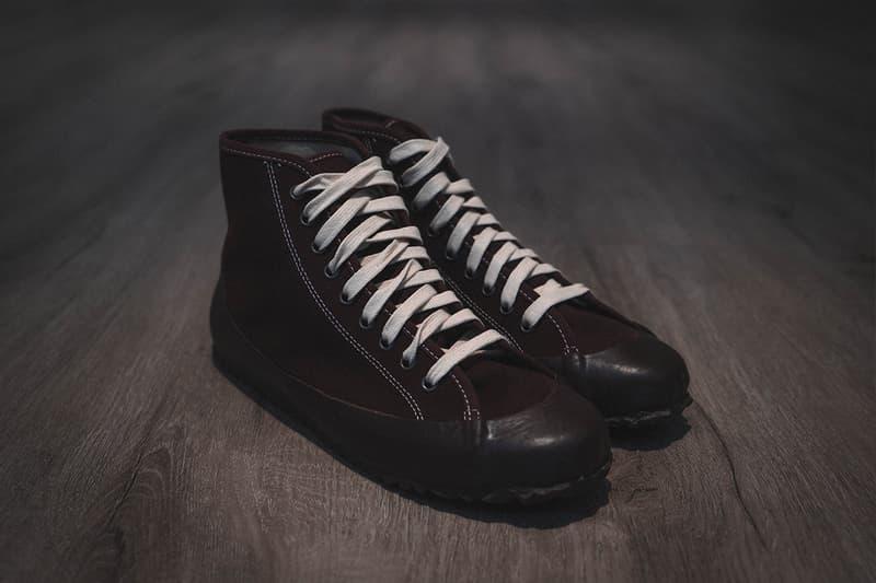ALLX x QUARTER 再度攜手重現 50 年代古典運動鞋