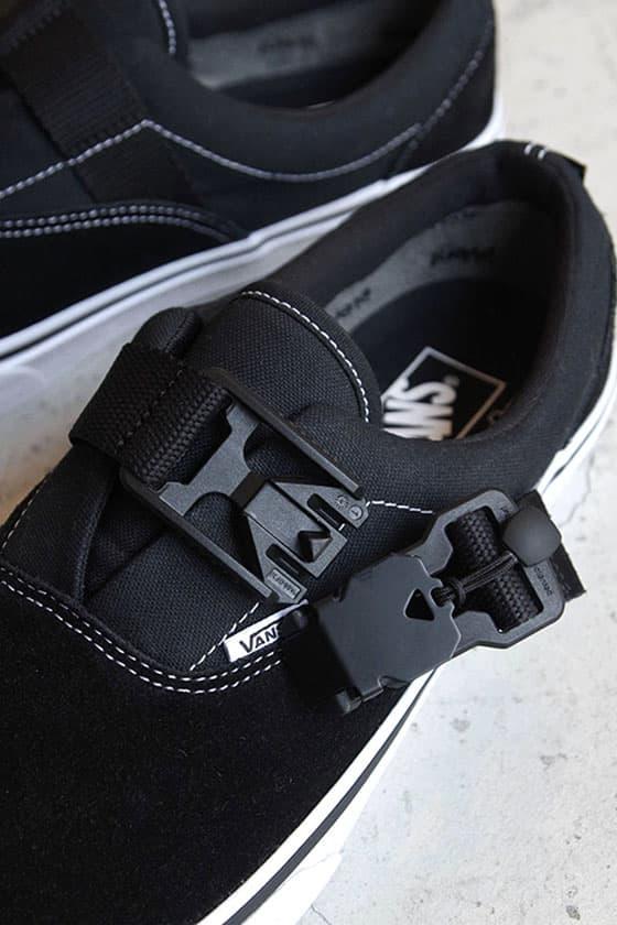 Alexander Lee Chang x VANS 打造機能超進化版 ERA 別注鞋款