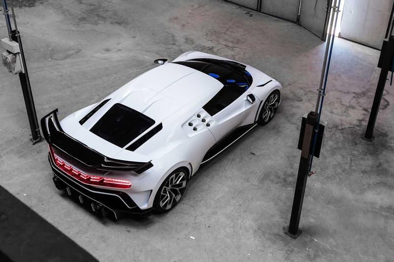 全球僅十台-Bugatti 發佈全新限量超級超跑「Centodieci」