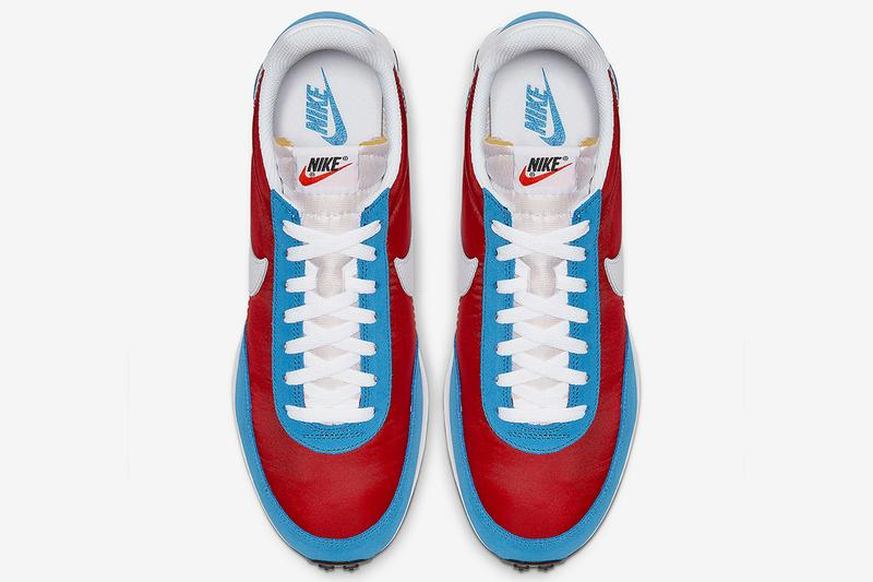 復古跑鞋狂熱-Nike Air Tailwind '79 再推出藍紅配色