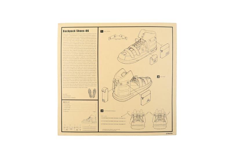 究極話題之作-村上隆 x PORTER 聯名鞋款近賞圖片及上架情報正式公開