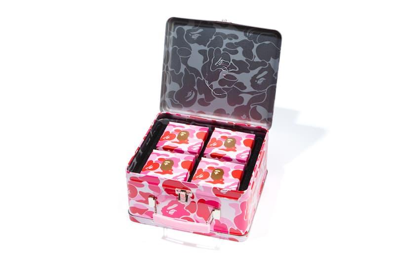 中秋慶團猿-A BATHING APE® 推出限定月餅禮盒