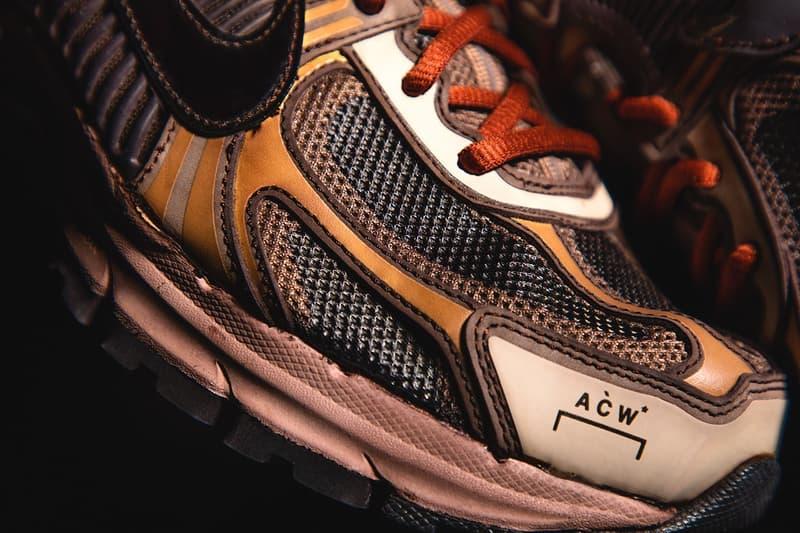 獨家近賞 A-COLD-WALL* x Nike 聯乘 Zoom Vomero +5「Solarised」