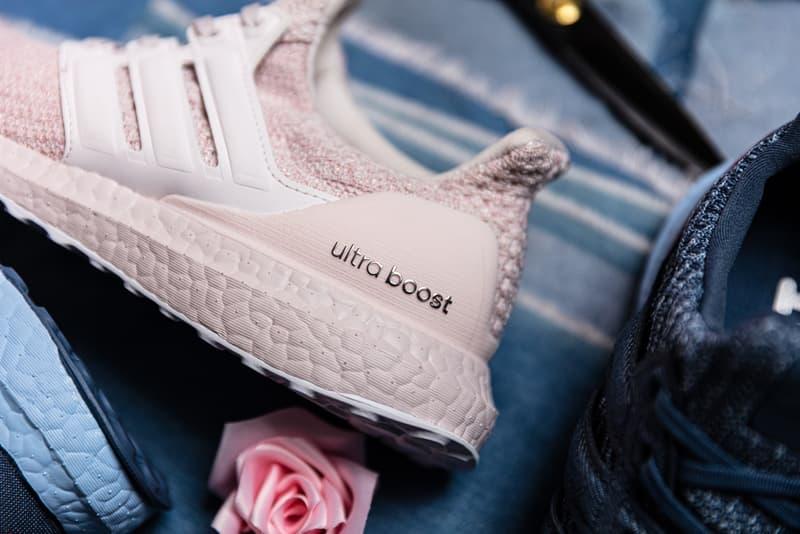 adidas UltraBOOST「V-DAY」七夕限定跑鞋系列