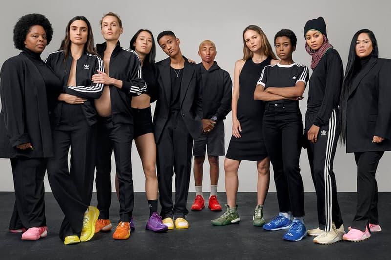 Pharrell Williams x adidas Originals 全新聯乘計劃「Now Is Her Time」即將上線
