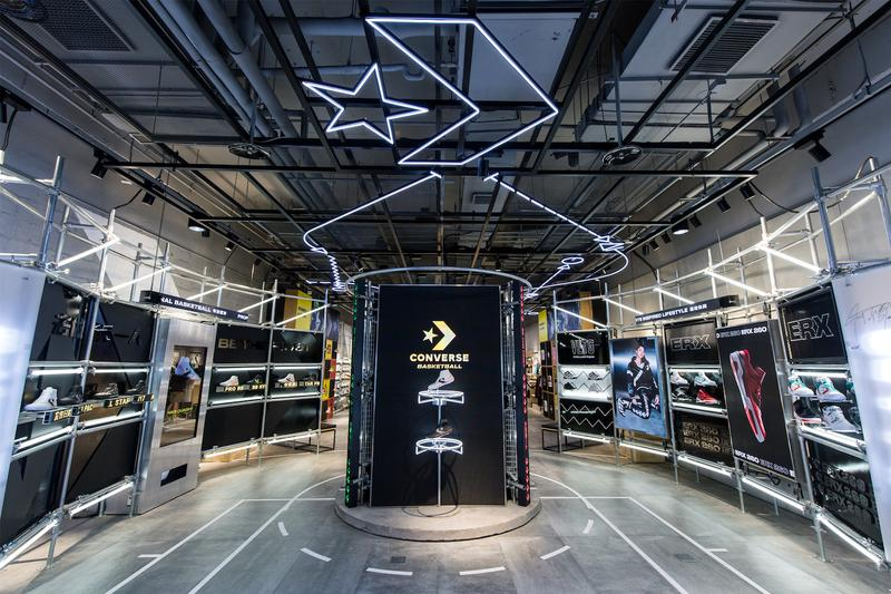 Converse 亞洲首家籃球概念店正式於北京開幕