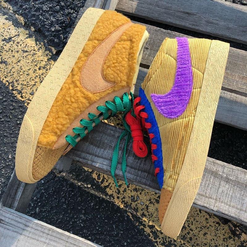 實物曝光!Cactus Plant Flea Market 攜手 Nike By You 打造 Blazer 特別合作企劃