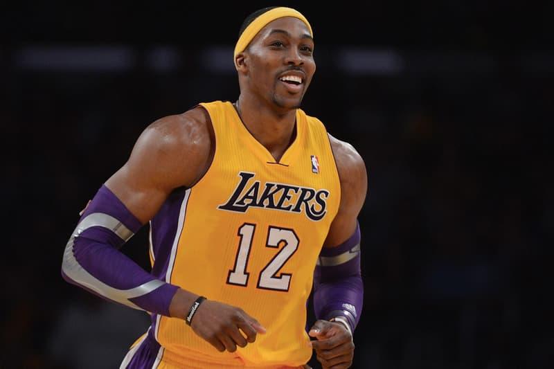Lakers 簽約 Dwight Howard 合約細節、球衣背號正式揭露