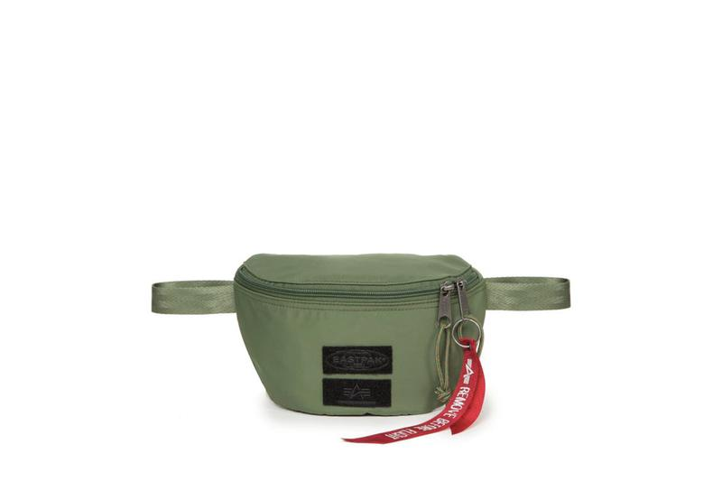 EASTPAK x Alpha Industries 攜手打造軍事風格別注系列