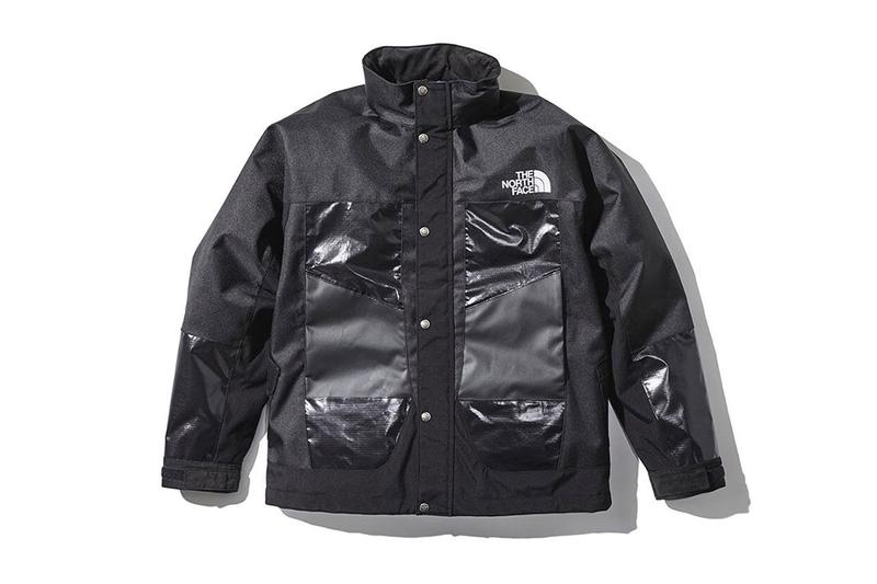 Junya Watanabe x The North Face 2019 秋冬最新聯乘「Tortoise Jacket」發佈