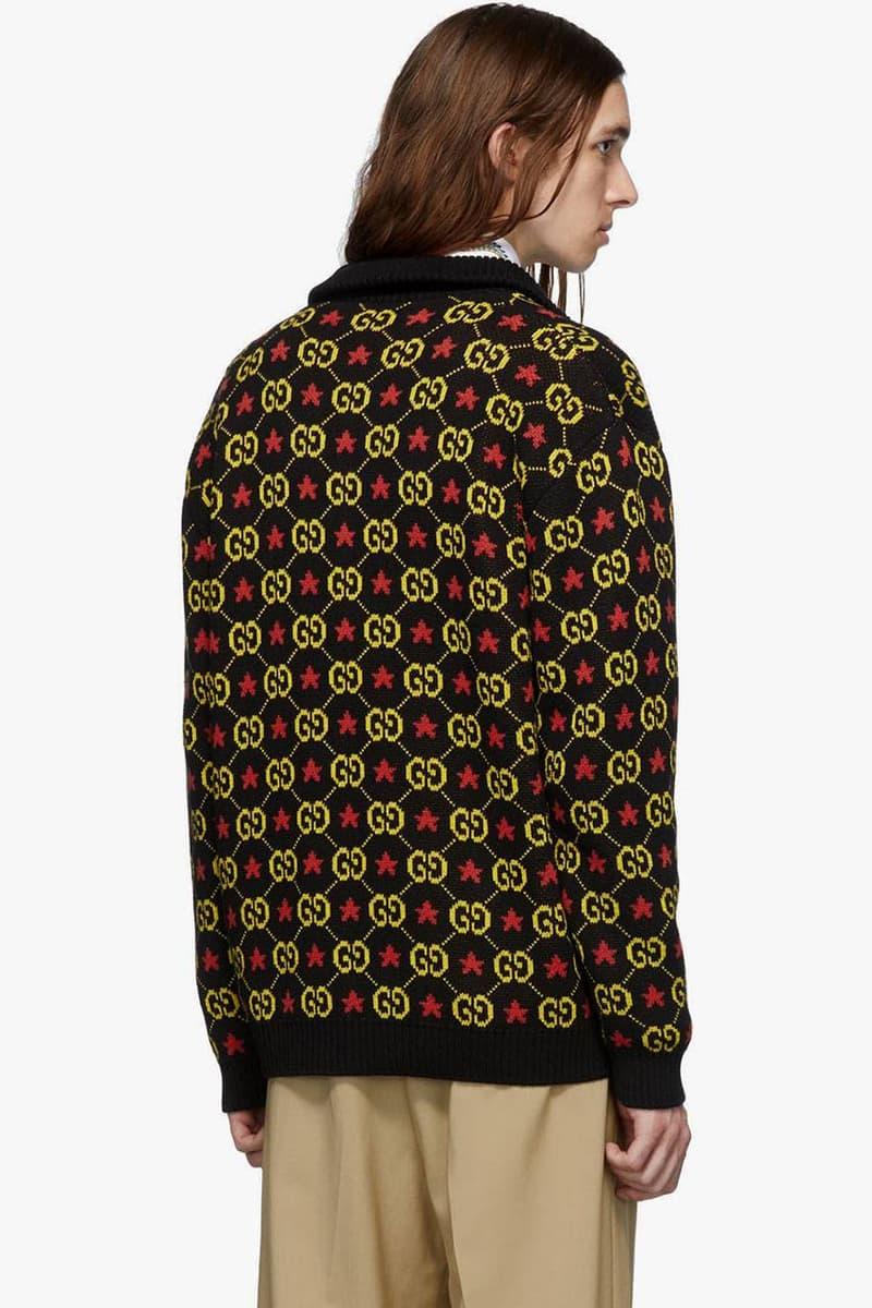 Gucci 推出两款 70 年代復古拉链外套